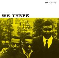 We Three (プラチナshm-cd)