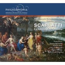 La Gloria Di Primavera: Mcgegan / Philharmonia Baroque O D.moore Ograjensek Van Der Linde