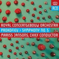 交響曲第5番 マリス・ヤンソンス&コンセルトヘボウ管弦楽団