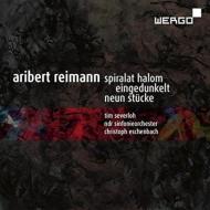 夢の螺旋、暗闇に包み込まれて、9つの小品 エッシェンバッハ&北ドイツ放送響、セヴロー