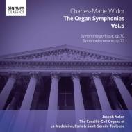 オルガン交響曲第9番、第10番 ノーラン