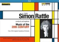 『サイモン・ラトル/リーヴィング・ホーム〜20世紀の管弦楽曲』(3BD)(日本語字幕付)