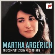 アルゲリッチ/コンプリート・ソニー・クラシカル・レコーディングズ(5CD)