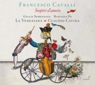 『愛のため息〜オペラの二重唱とアリア ヴェネツィア1644〜66』 セメンツァート、ラファエレ・ペ、ラ・ヴェネクシアーナ
