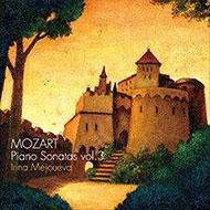 Piano Sonatas Vol.3: Mejoueva