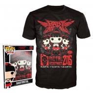 T-shirt Xs Babymetal Rock Poster Pop 2���