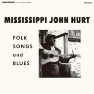 Folk Songs And Blues