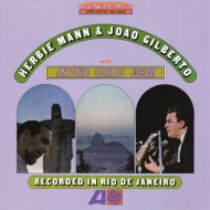 Herbie Mann & Gilberto Joao With Antonio Carlos Jobim