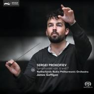 交響曲第6番、第7番『青春』 ジェイムズ・ガフィガン&オランダ放送フィル