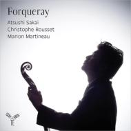 ヴィオールと通奏低音のための曲集 酒井淳、クリストフ・ルセ、マリオン・マルティノ(3CD)