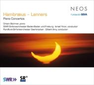 Piano Concerto: Sturmer(P)Yinon / Swr So +claude Lenners: G.amy / Saarbrucken Rso