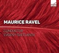 『ダフニスとクロエ』第2組曲、スペイン狂詩曲、亡き王女のためのパヴァーヌ、組曲『マ・メール・ロワ』 スヴェトラーノフ&ソ連国立響
