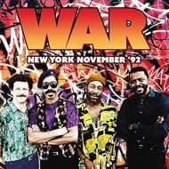 New York Novembr 92: Broadcast On Wbai Fm