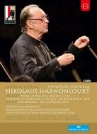 Haydn Die Jahreszeiten, Mozart Missa Longa K.262, Litaniae K.243 : Harnoncourt / Vienna Philharmonic, Concentus Musicus Wien (2013, 2012)(2DVD)