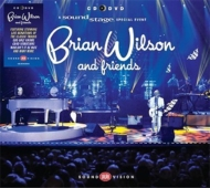 Brian Wilson And Friends (+PAL方式DVD)