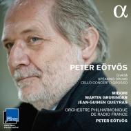 Doremi, Concerto Grosso, Etc: Midori(Vn)Queyras(Vc)Grubinger(Perc)Eotvos / French Radio Po