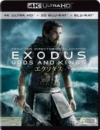 エクソダス:神と王<4K ULTRA HD + 3D + 2Dブルーレイ/3枚組>