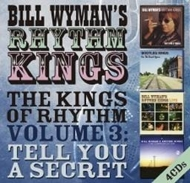 Kings Of Rhythm Volume 3: Tell You A Secret (4CD)