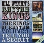 Kings Of Rhythm Volume 3: Tell You A Secret (4CD)