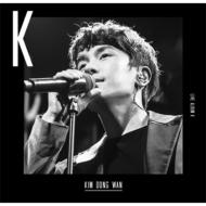 LIVE ALBUM: K (CD+DVD)