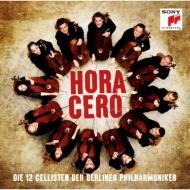 Bpo 12 Cellisten: Hora Cero-tango Album