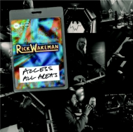 Access All Areas ライヴ1990