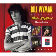 White Lightnin' -The Solo Box (DVD+4CD)(限定盤)