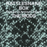 RATTLESNAKE BOX THE MODS Tracks in Antinos Years (+DVD)【完全生産限定盤】