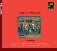 Codex Chantilly Vol.3: Tetraktys