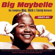 Complete King, Okeh & Savoy Releases 1947-61