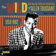 Wild New Orleans Piano & Productions Of -1958-1962