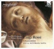 聖週間のためのオラトリオ クリスティ&レザール・フロリサン