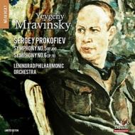 交響曲第5番、第6番 ムラヴィンスキー&レニングラード・フィル