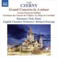 ピアノ大協奏曲、華麗な大夜想曲、他 ローズマリー・タック、ボニング&イギリス室内管弦楽団