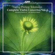 ヴァイオリン協奏曲全集第6集 E.ウォルフィッシュ、ウォルフィッシュ・バンド