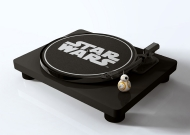 STAR WARS ALL IN ONE RECORD PLAYER(Black)