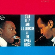 Stan Getz & J.j.Johnson At The Opera House +4