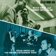 Stan Getz And Gerry Mulligan And The Oscar Peterson Trio