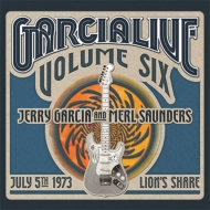 Garcialive 6: July 5 1973 Lion's Share (3CD)