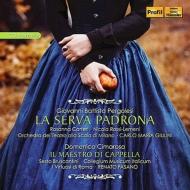 『奥様女中』全曲 ジュリーニ&スカラ座、カルテリ、ロッシ=レメーニ(1955 モノラル)(+チマローザ:『宮廷楽士長』全曲 ファザーノ指揮、ブルスカンティーニ)