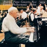 Piano Concerto No.2 : Backhaus(P)Bohm / Vienna Philharmonic (Single Layer)