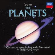 組曲『惑星』 シャルル・デュトワ&モントリオール交響楽団