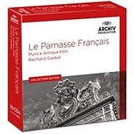 『ル・パルナス・フランセ』 ゲーベル&ムジカ・アンティクヮ・ケルン(10CD)