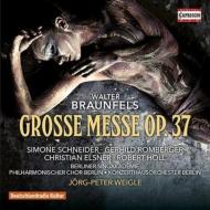 大ミサ曲 イェルク=ペーター・ヴァイグレ&ベルリン・コンツェルトハウス管弦楽団、ベルリン・フィルハーモニー合唱団、他