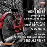 管弦楽作品集 ゲルト・アルブレヒト&ベルリン・ドイツ交響楽団