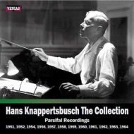 Hans Knappertsbusch The Collection : Parsifal Recordings -Bayreuther Festspielhaus 1951-1964 (48CD)