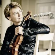 バッハ:無伴奏ヴァイオリン・パルティータ第3番、ソナタ第2番、イザイ:無伴奏ソナタ第3番、第5番 ヴァイトハース