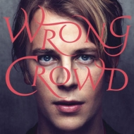 Tom Odell/Wrong Crowd: Signed Deluxe Cd Bundle (Signed Cd+lp+cassette+poster+t-shirt)(M Size)(Ltd)