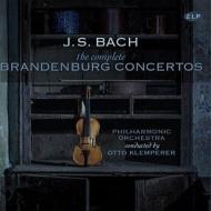 ブランデンブルク協奏曲:オットー・クレンペラー指揮&フィルハーモニア管弦楽団 (2枚組アナログレコード)