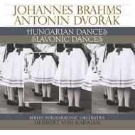 Hungarian / Slavonic Dances(Slct): Karajan / Bpo